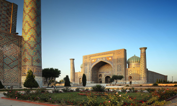 Serene Samarkand Tour - TravelsMantra
