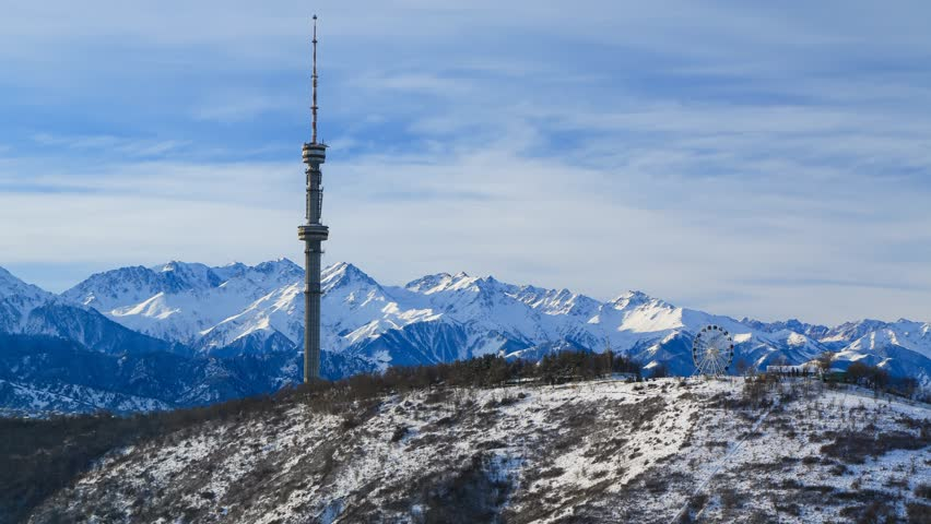 Almaty TV Tower