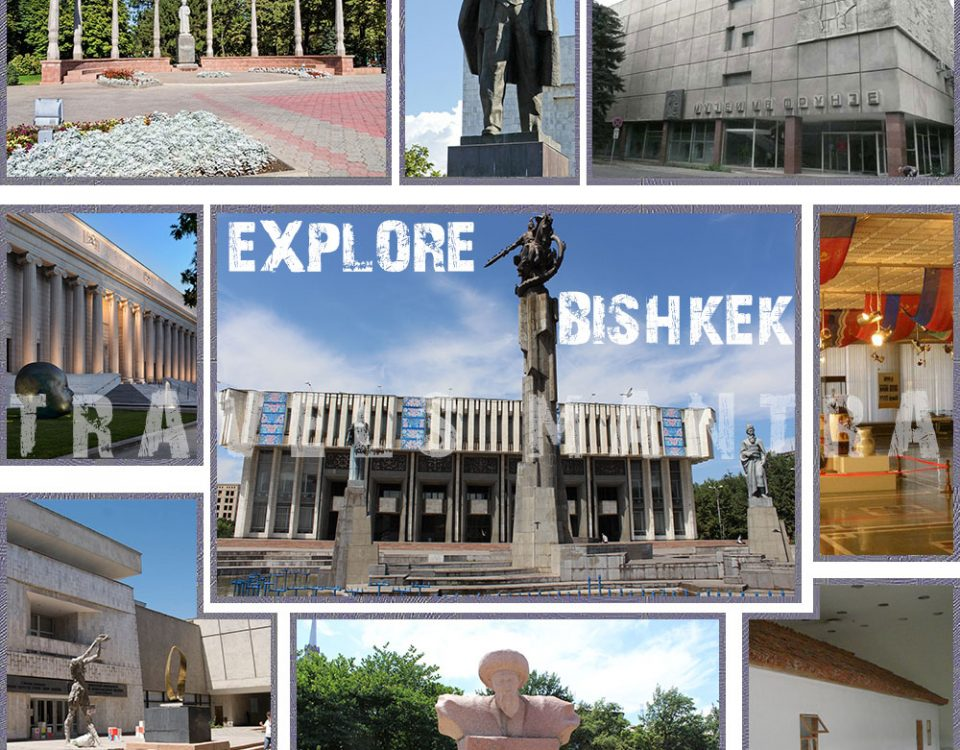 Explore Bishkek