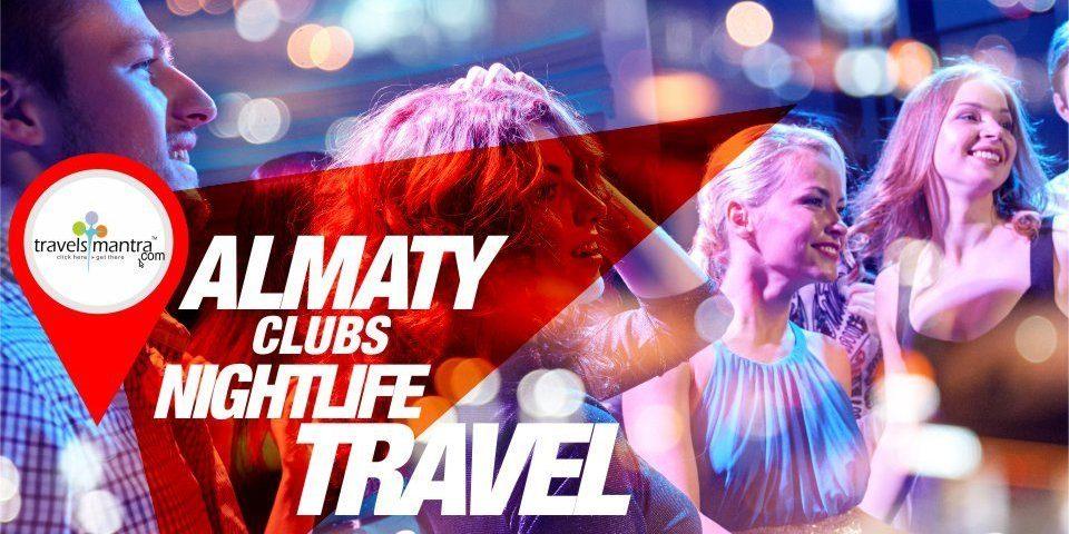 Almaty Nightlife Blog