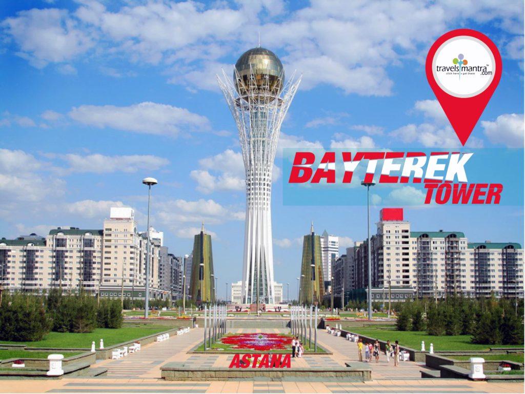 Bayterek Tower Astana
