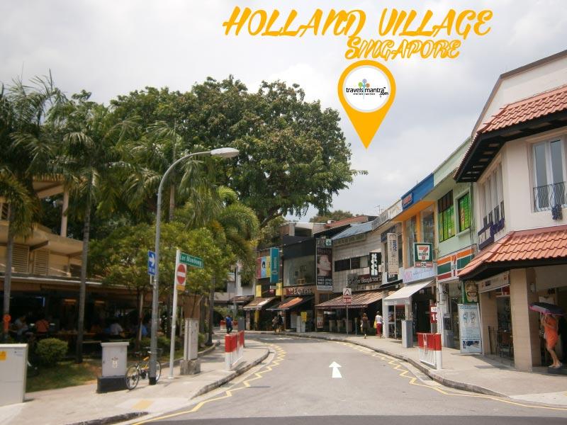Singapore Holland Village
