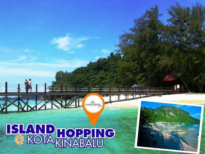 Island Hopping Kinabalu National Park