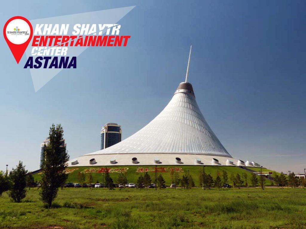 Khan Shaytr Entertainment Center Astana