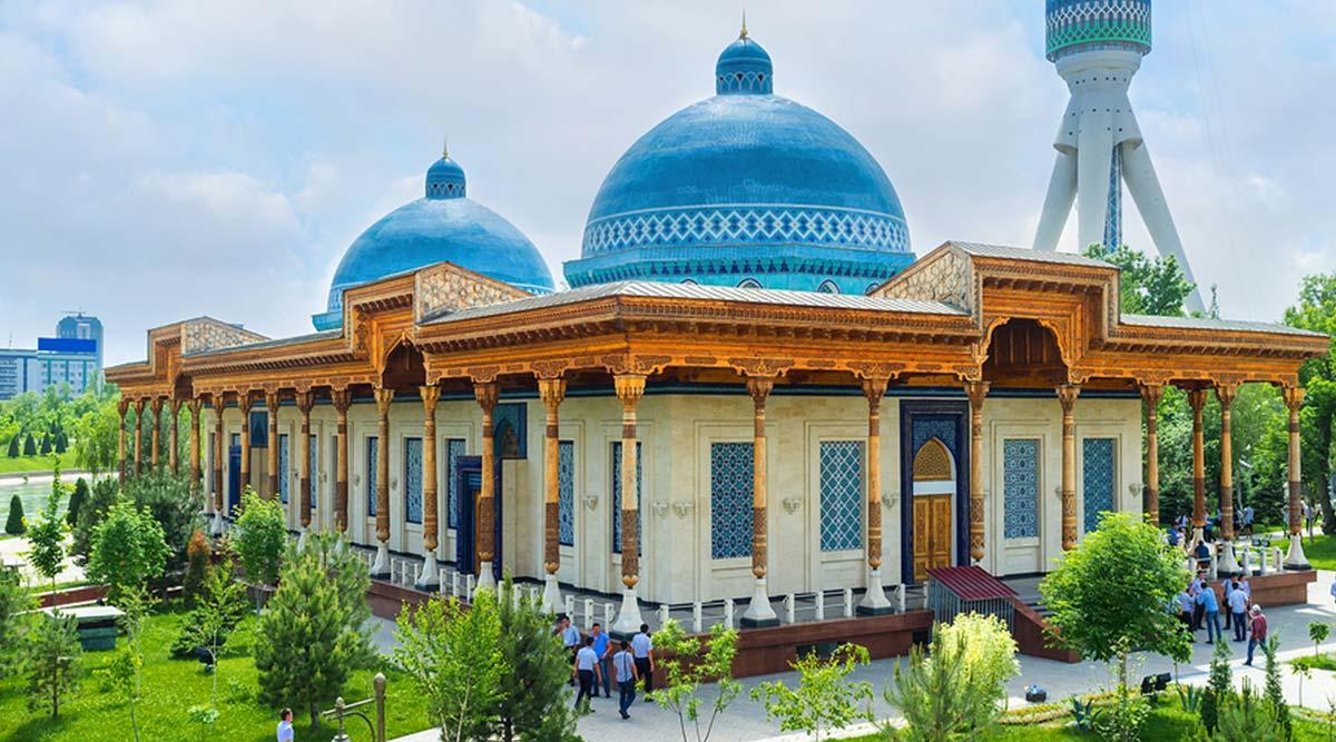 Tahkent Main City Travels Mantra