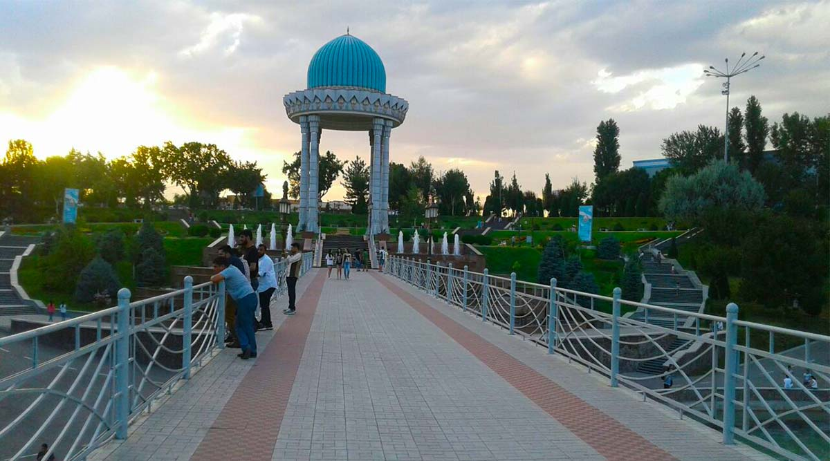 Tashkent Main CIty Travels Mantra