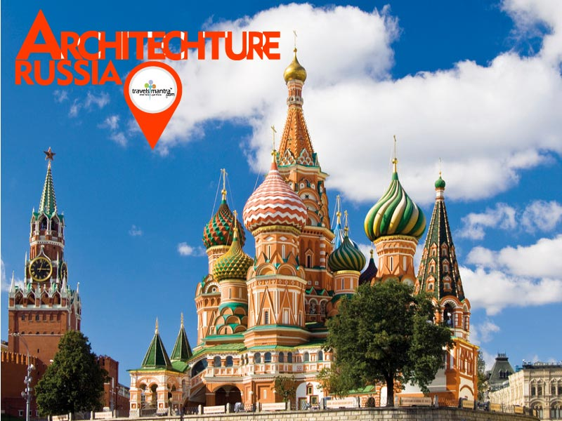 Russia Tourism - Architechture