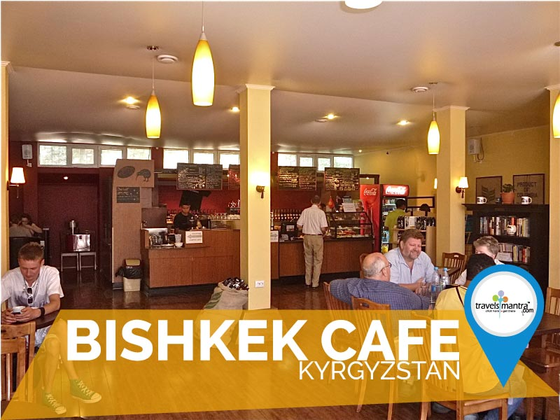 Bishkek Cafe