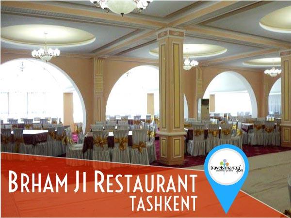 Brham Ji Tashkent