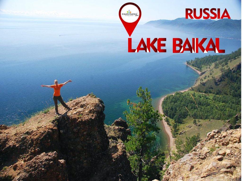 Russia Tourism Lake Baikal
