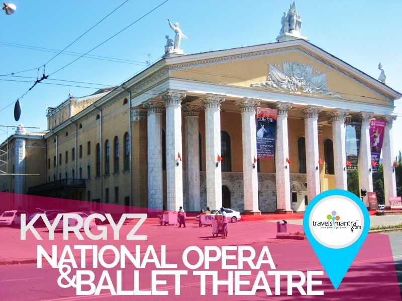 National Opera & Ballet Theatre Bishkek