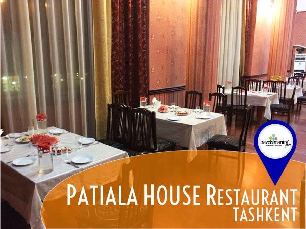 Patiala House Restaurant Tashkent