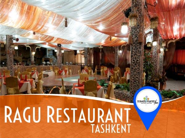 Ragu Restaurant Tashkent