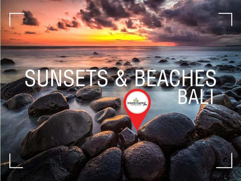 Sunsets and Beaches of Bali