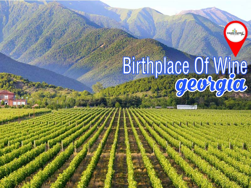Georgia The Birthplace of Wine by Travels Mantra