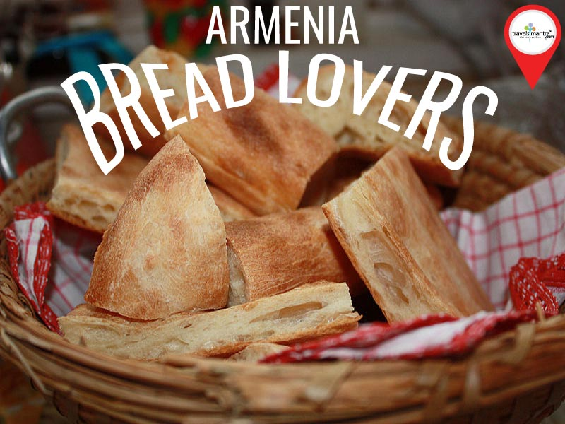 Love for Breads