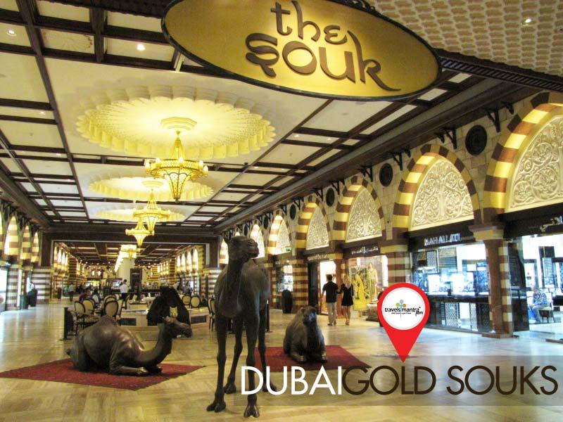 Dubai Gold Souks