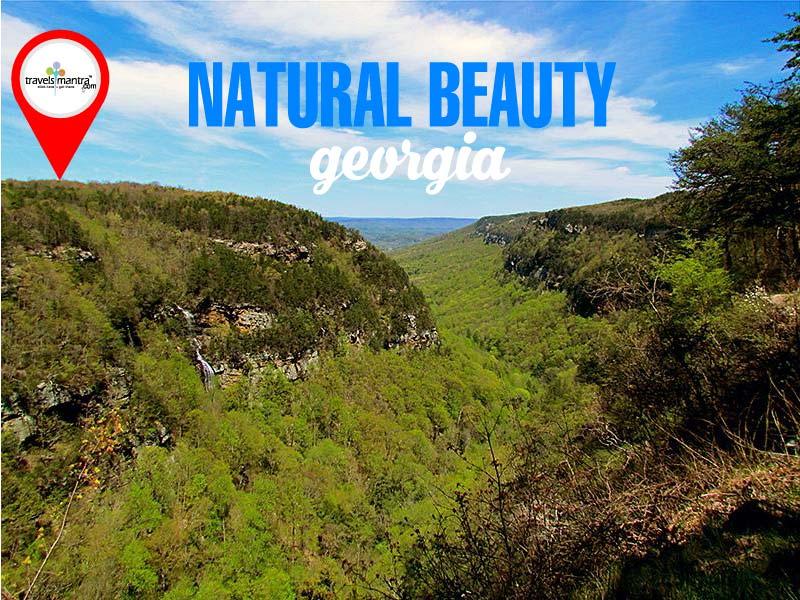 Natural Beauty of Georgia