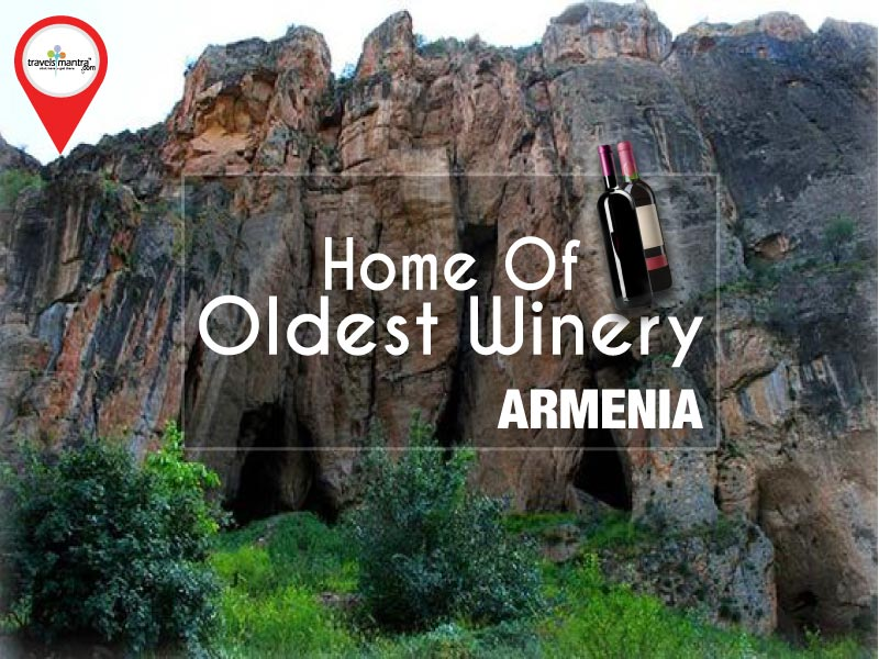 Home of Oldest Winery