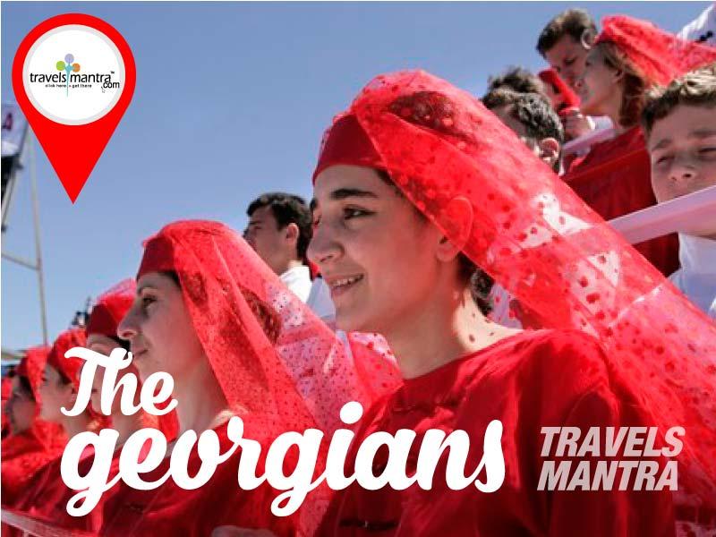 Georgians or The People of Georgia