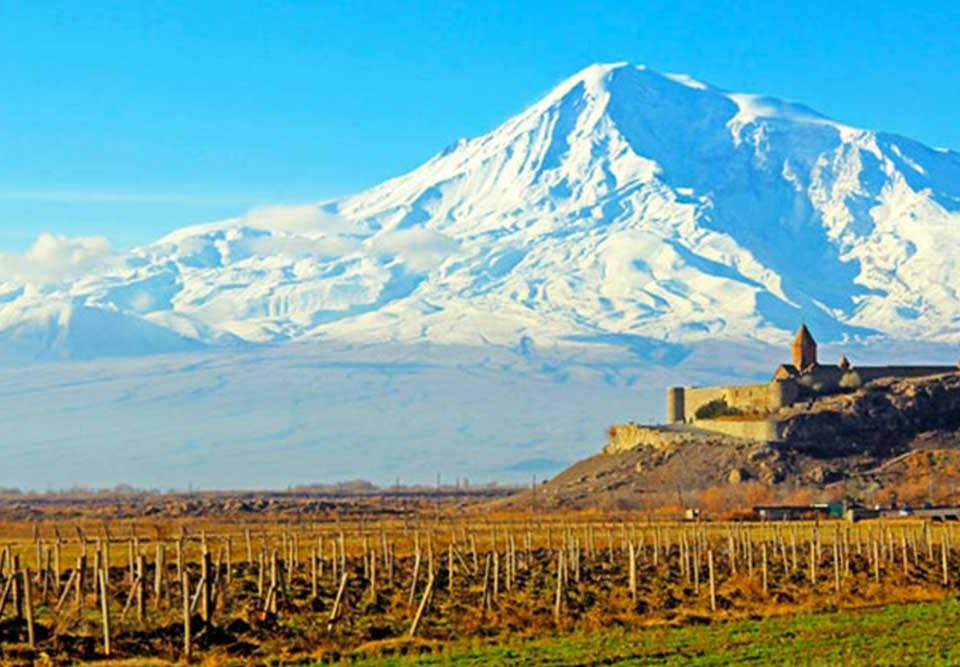 Armenia Main City Travels Mantra