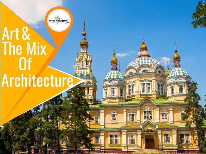 Art & the Mix of Architechture