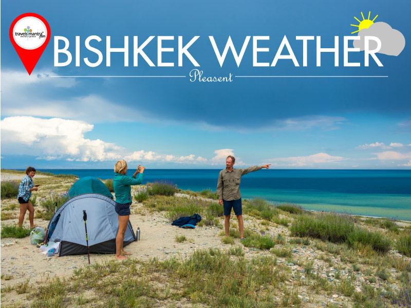 Bishkek Weather