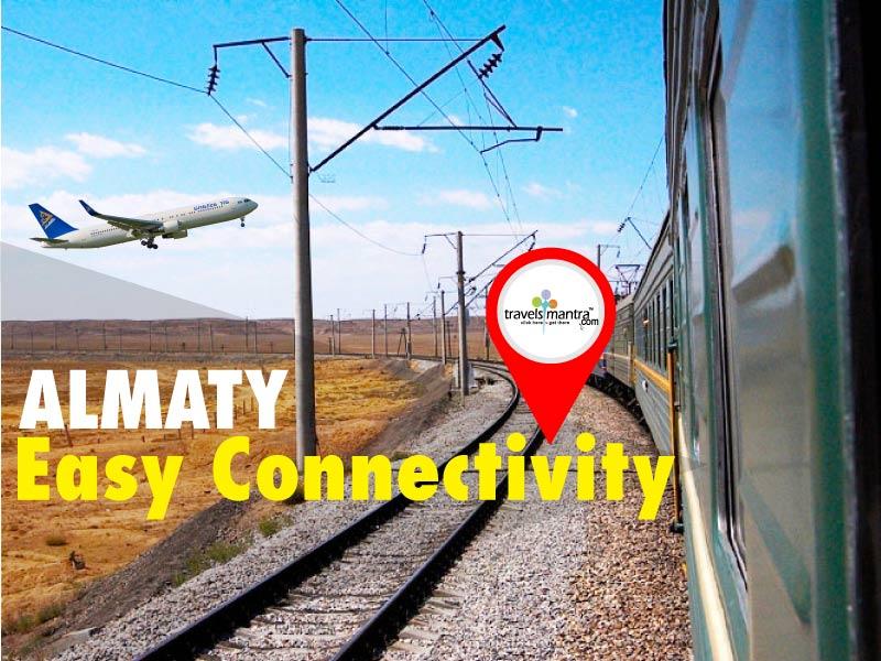 Easy Connectivity Almaty