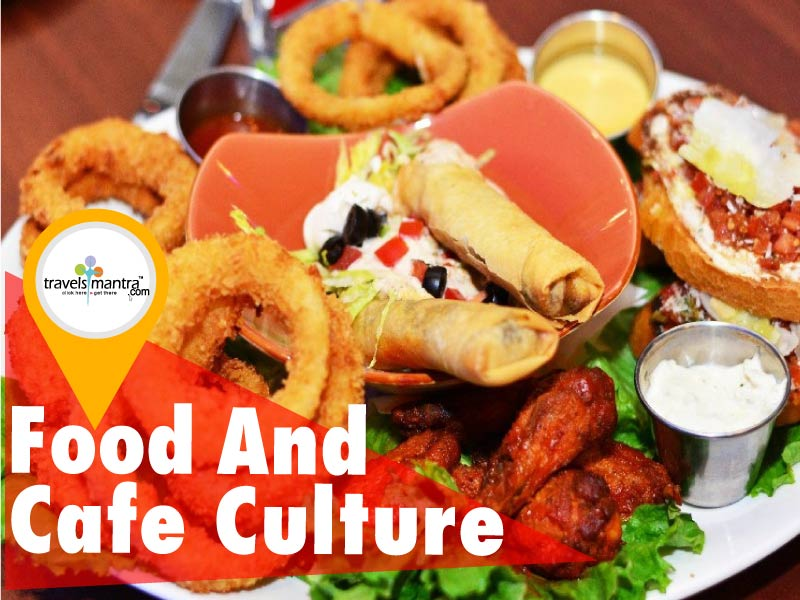 Food and Cafe Culture Almaty