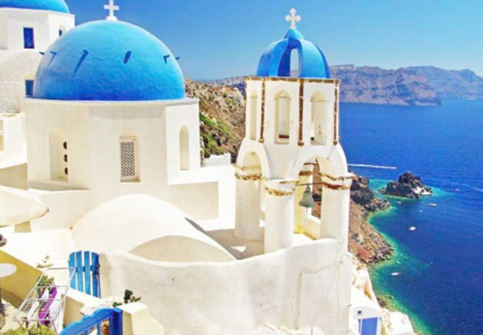 Greece Main City Travels Mantra