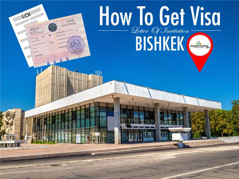How to Get Kyrgyzstan Visa LOI