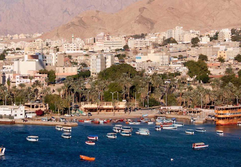 Jordan Main City Travels Mantra