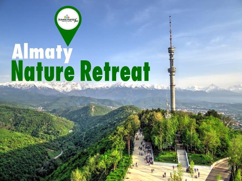 Nature Retreat Almaty