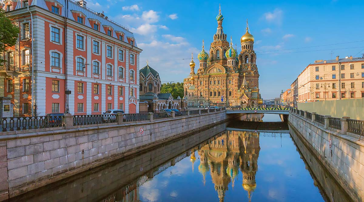Russia Main City Travels Mantra