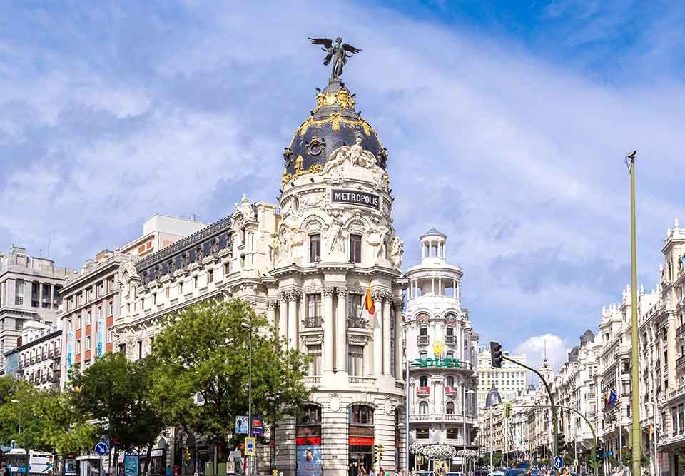Spain Main City Travels Mantra