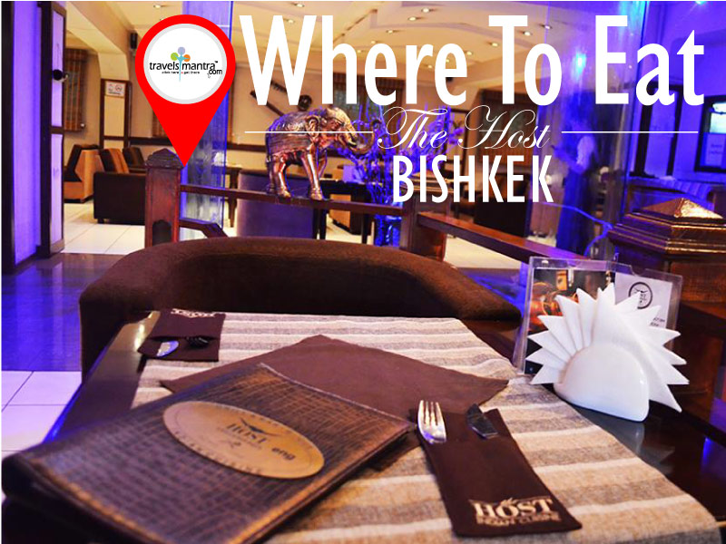 Where to Eat in Bishkek