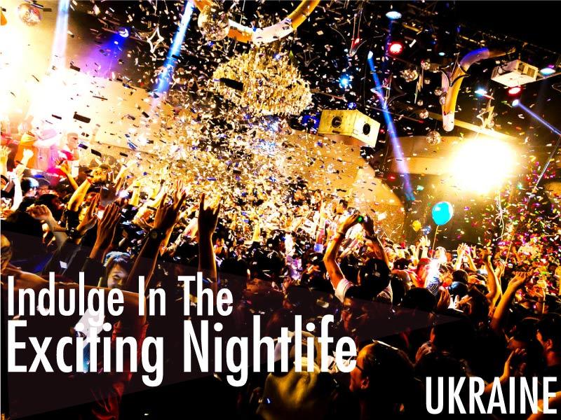 Ukraine Nightlife