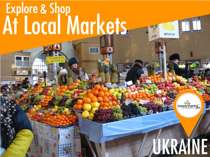 Shop - Local Markets in Kiev