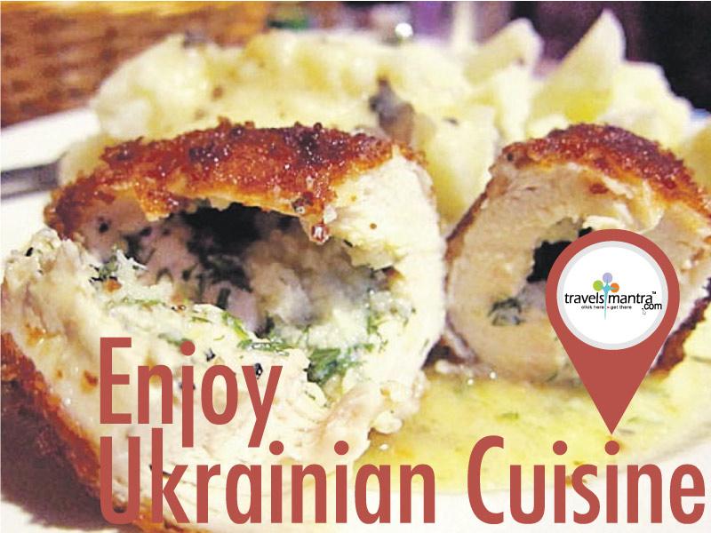 Ukraine Cuisine