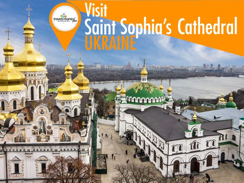 Saint Sophia's Cathedral Ukraine