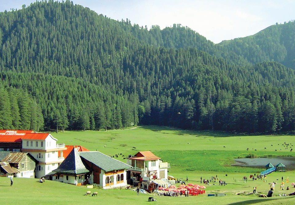 Khajjiar Himachal
