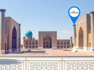 Registan Square Samarkand-Travels Mantra
