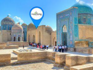 Samarkand Afrosiab - Travels Mantra