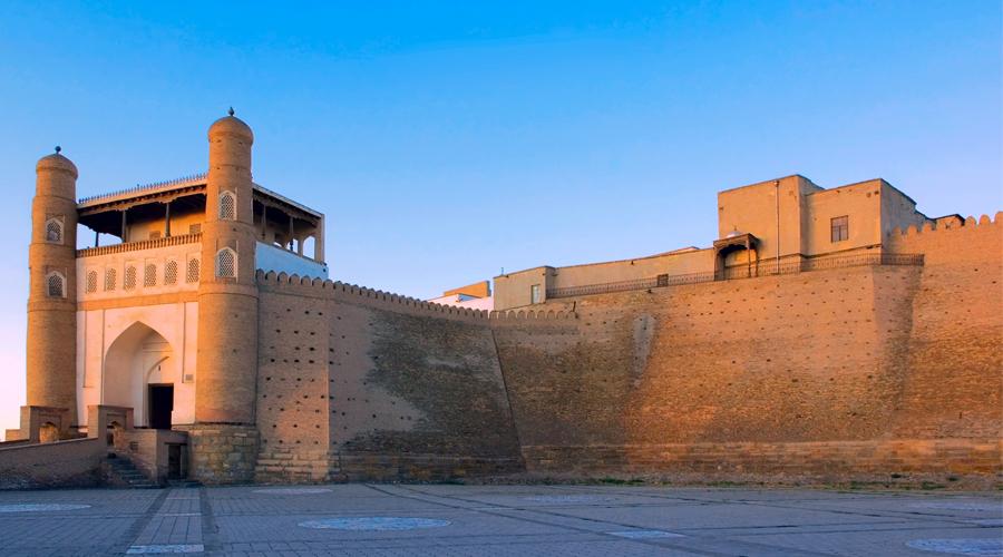 Beautiful Bukhara