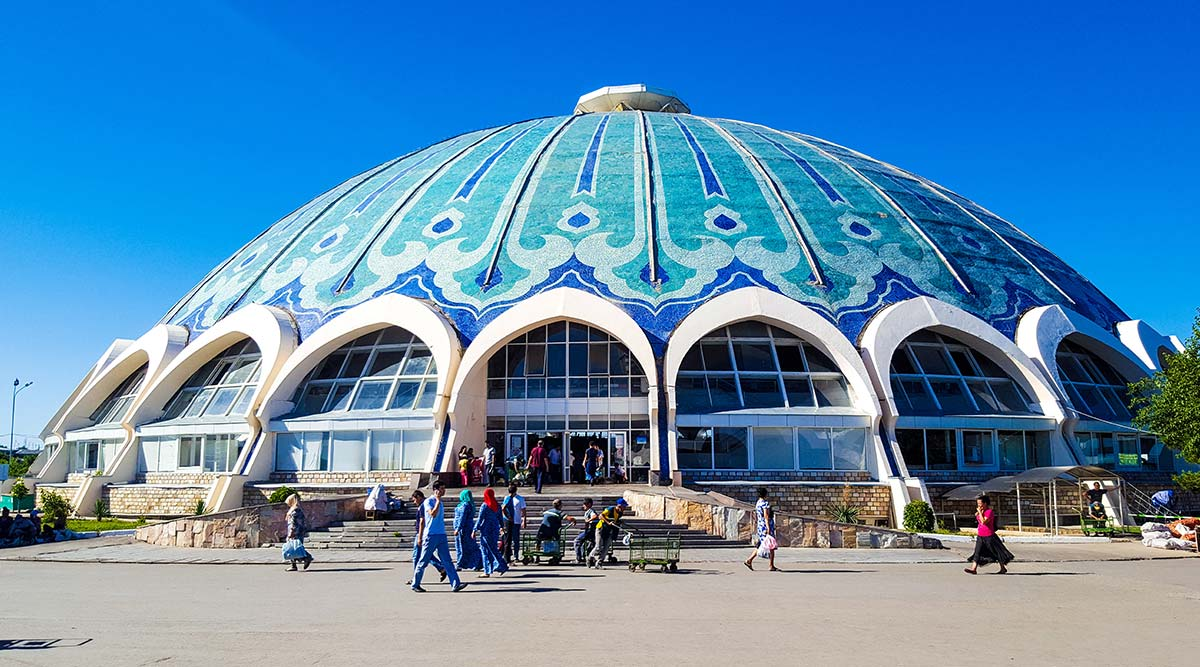 Tashkent Tour Packages All Inclusive Airfare Visa