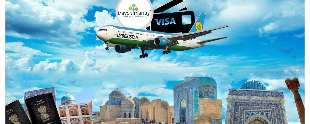 Uzbekistan Tourist Visa For Indians