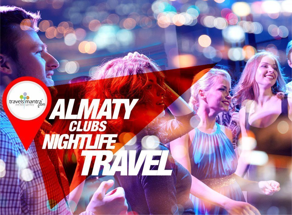 Almaty Nightlife Blog