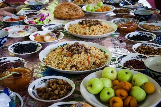 Tashkent Tour Food in Uzbekistan