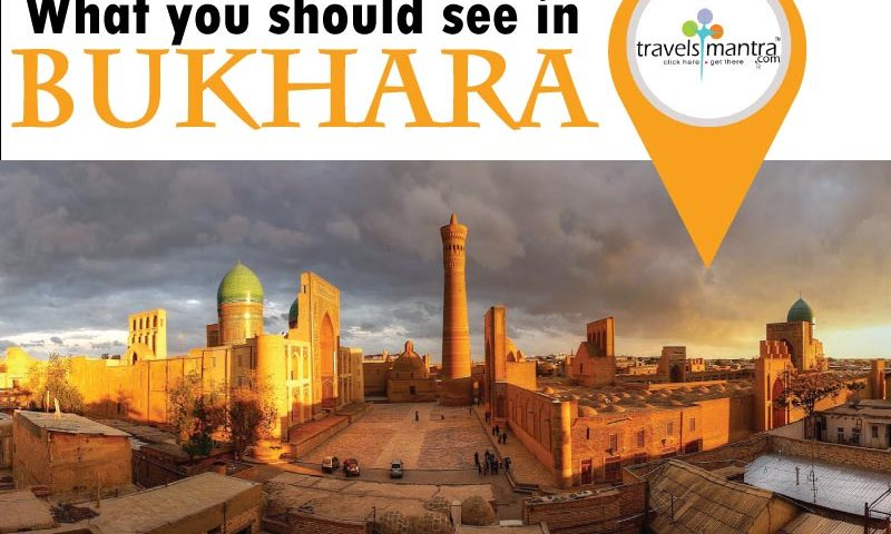 What you should see in Bukhara?