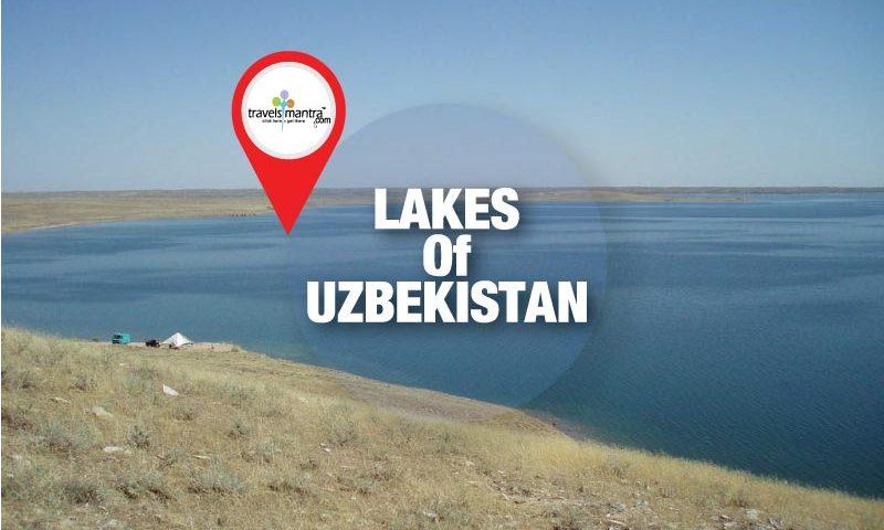 Lakes of Uzbekistan